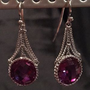 Atelier Anthony Nak amethyst earrings
